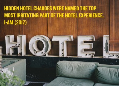 HOTEL Charges - I-AM SHIFT WINTER 2017